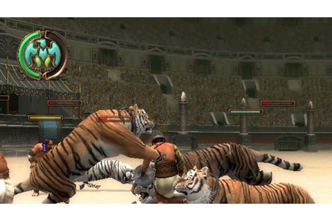 Colosseum: Road to Freedom Game | PS2 - PlayStation