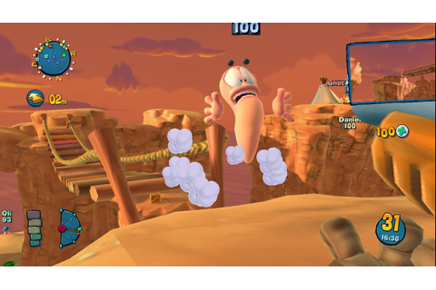 Worms Ultimate Mayhem Game - Free Download Full Version For Pc