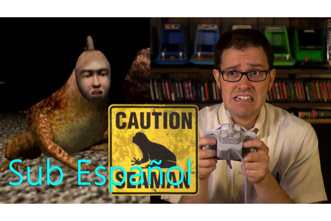 Seaman for Dreamcast - Angry Video Game Nerd [Sub Español ...