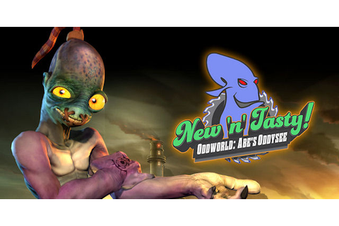 Oddworld: New N Tasty Walkthrough