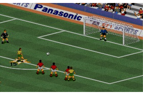 FIFA International Soccer (DOS) Game Download
