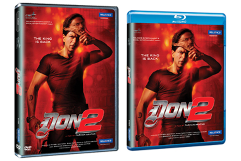 The King is back on Blu-ray, DVD and VCD! | BollySpice.com ...