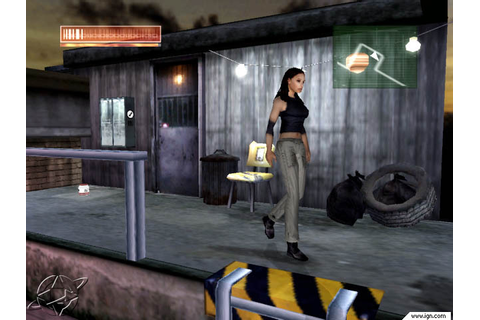 James Cameron s Dark Angel PS2 ISO – isoroms.com