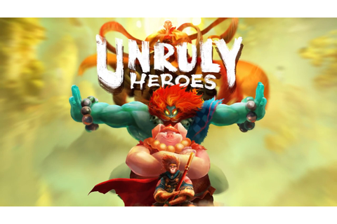 Unruly Heroes - Meet Ki Hong [XboxOne | Nintendo Switch ...