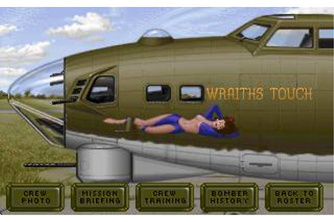 B-17 Flying Fortress Download (1992 Simulation Game)