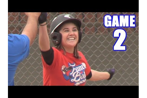 CIARA TAKES OVER THE GAME! | On-Season Baseball Series ...