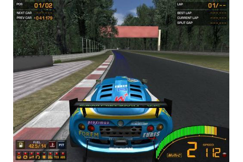 GTR 2 - FIA GT Racing Game screeny – eDownload.cz