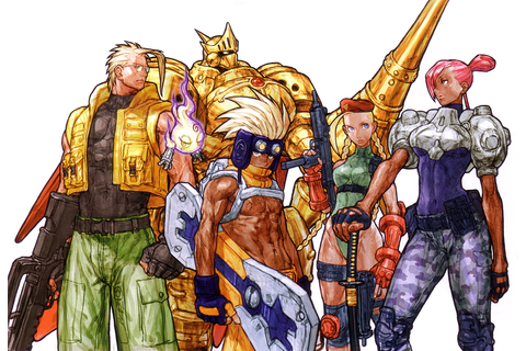 Image - Cannon Spike Group.png | Capcom Database | FANDOM ...