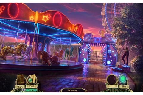 Dark Arcana: The Carnival Game (2012) - Game details ...