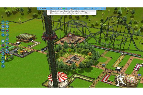 Ini PC : Roller Coaster Tycoon 3 Free Download Full ...
