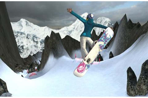 SummitX Snowboarding iPhone game - free. Download ipa for ...
