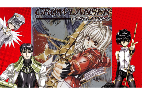 BioPhoenix Game Reviews: Growlanser Generations (PS2 ...