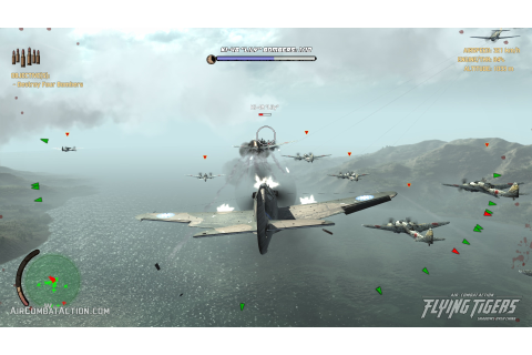 Flying Tigers: Shadows Over China - Screenshot-Galerie ...