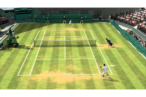 WarmUp Grand Chelem Tennis 2 Demo PS3 - YouTube