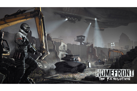 Homefront The Revolution Game Wallpapers | HD Wallpapers ...