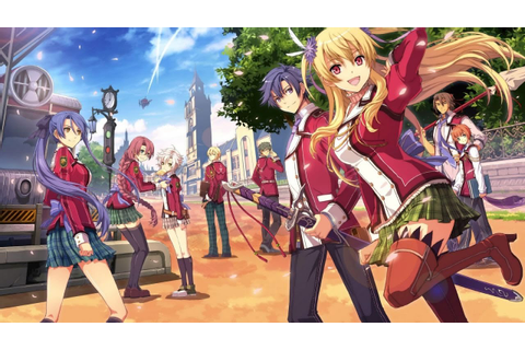 The Legend Of Heroes: Trails of Cold Steel Games Get ...