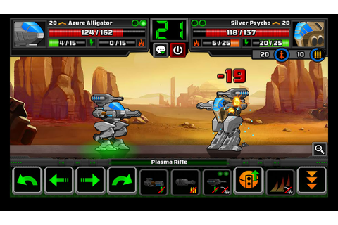 Super Mechs - Free Online Game on Silvergames.com