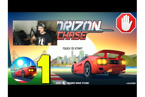 Horizon Chase - World Tour Game Part 1 All Levels (Android ...
