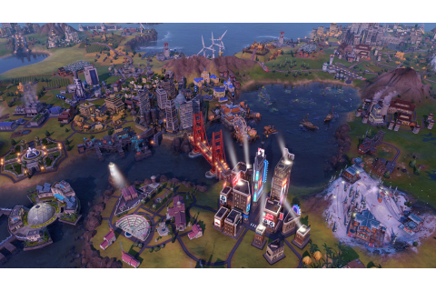 Civilization VI: Gathering Storm brings climate change to ...