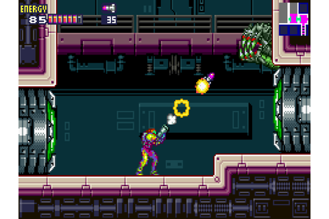 Metroid Game By Game Reviews: Metroid Fusion | USgamer