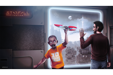 Starfall Tactics Images - Pivotal Gamers