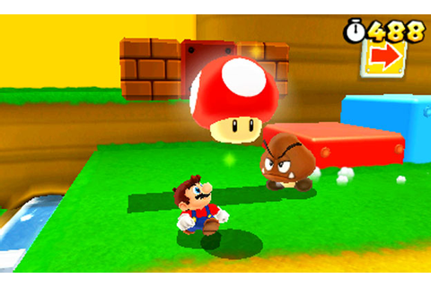 Super Mario 3D Land Review for Nintendo 3DS - Cheat Code ...