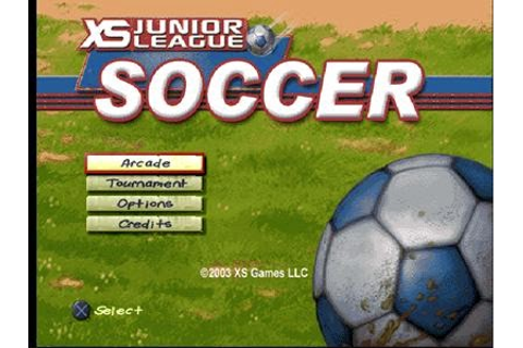 XS Junior League Soccer PS1 ISO | Free Download Game & Apk