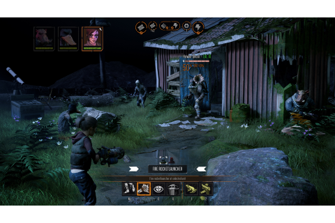 Mutant Year Zero: Road to Eden Gets First Gameplay Video