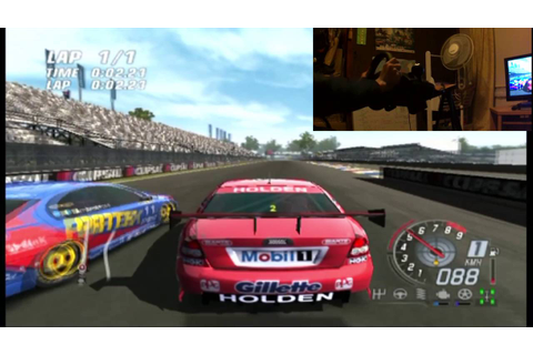 V8 Supercars 3 PS2 Slap submission (October 4 2016) - YouTube