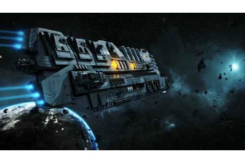 Starpoint Gemini Warlords – Command your starship, send ...