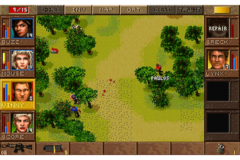 Jagged Alliance: Deadly Games - Download - Free GoG PC Games