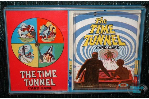 Ideal Time Tunnel Card Game
