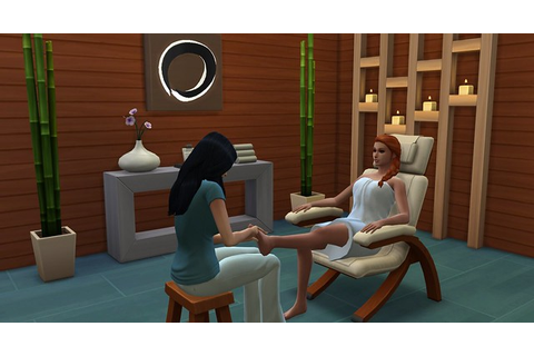 SimsVIP's Sims 4 Spa Day Game Guide Now Available! | SimsVIP