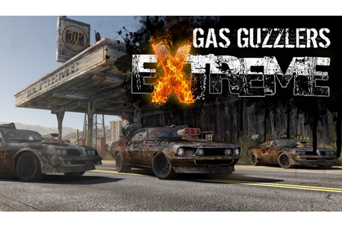 Gas Guzzlers Extreme Review (Xbox One) - Hey Poor Player