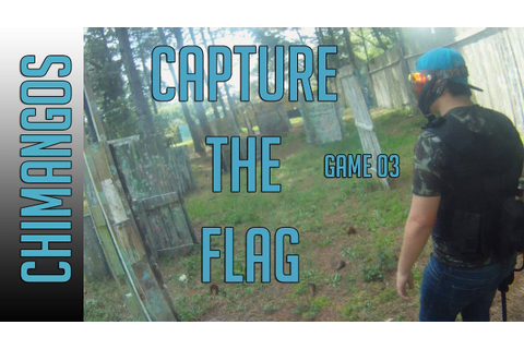 Capture the Flag - Game 03 Paintball Rio Grande ...