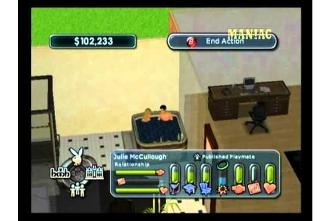 Playboy : The Mansion Test - Gameplay Ps2/Xbox/Gamecube ...