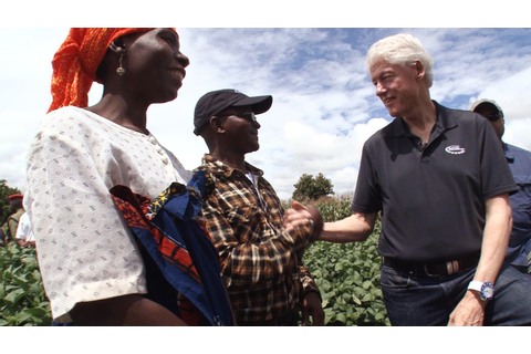 Bill Clinton Defends His Foundation's Foreign Money - NBC News