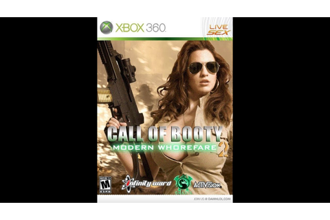 Sex Game: Call of Booty - YouTube