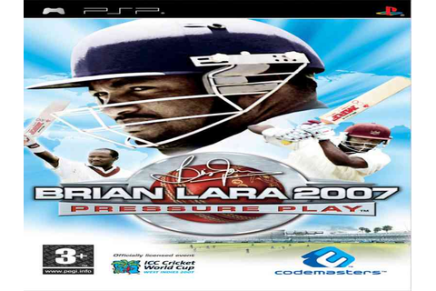 Brian Lara 2007 Pressure Play Game Download Free For PC ...