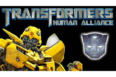 Transformers Human Alliance - Arcade Video Game - YouTube