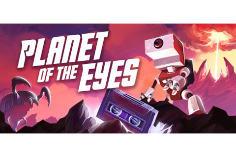 Planet of the Eyes on Steam