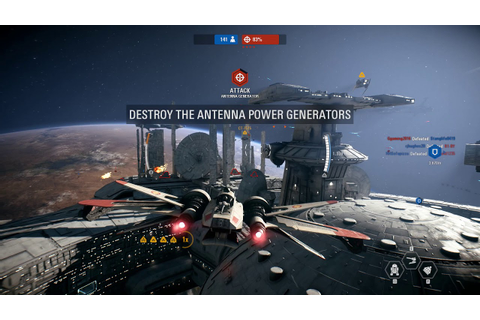 Star Wars Battlefront 2 ARC-170 fun - YouTube