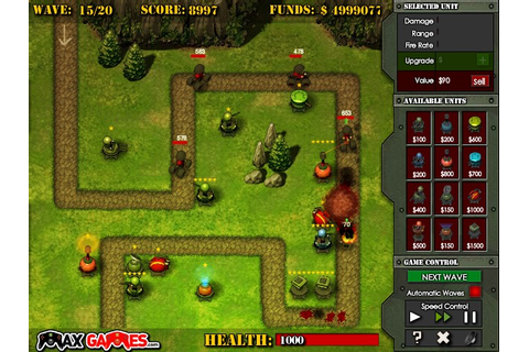 Frontline Defense: First Assault Hacked / Cheats - Hacked ...