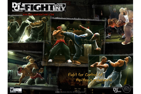 Watch Us Play: Underrated Games: Def Jam Fight For NY Part 2