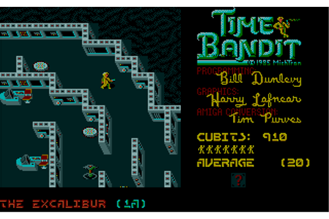 Download Time Bandit - My Abandonware