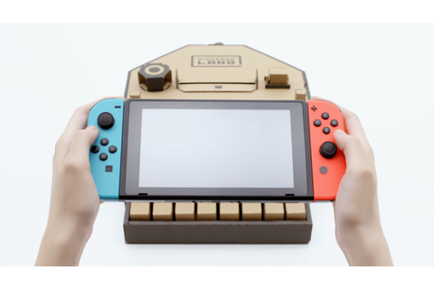 Nintendo Labo | The Coolector