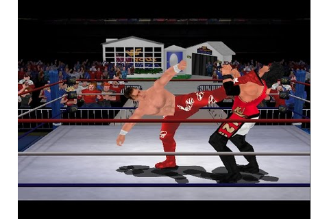 WWF no mercy mod legends by manchaverdep® HQ! - YouTube