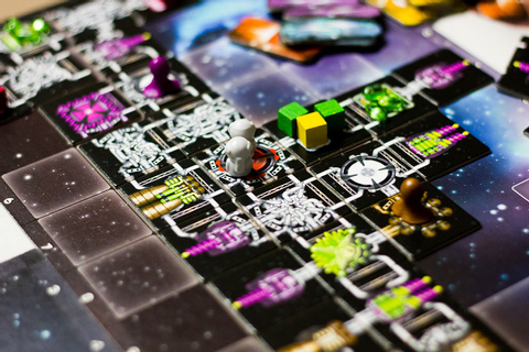 Galaxy Trucker | Team Board Game