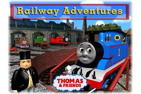 Thomas and Friends Railway Adventures Full Gameplay - YouTube