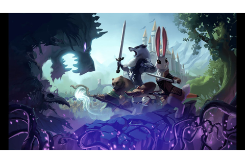 "Armello ""Game of Thrones Meets Kung Fu Panda"" Interview ..."